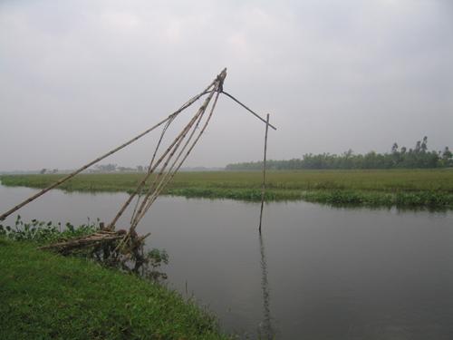 vietnamese fishing net