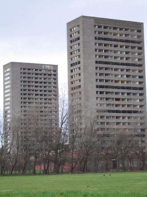 glasgow towers