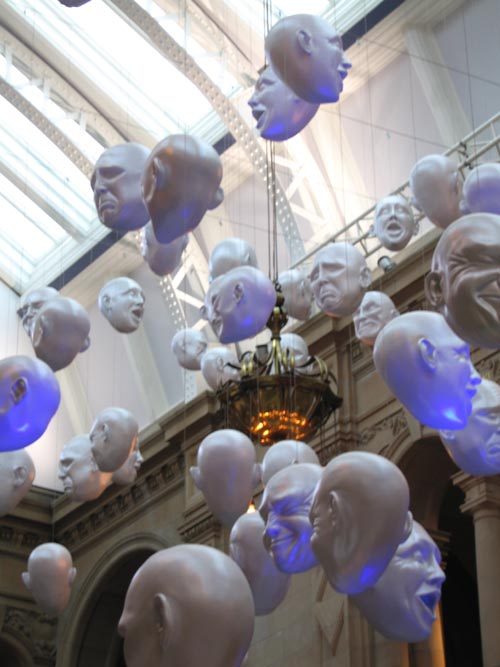 kelvingrove faces