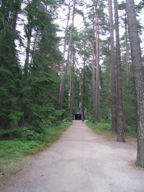 stockholm crematorium