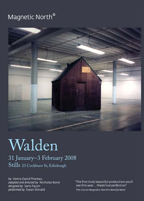 walden poster small