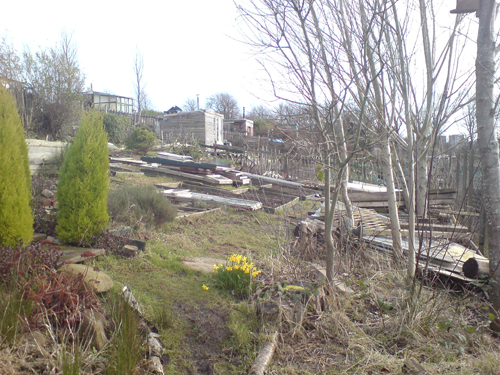 allotment 080301